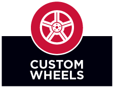 Custom Wheels Available at Alexandria Tire Pros in Alexandria, KY 41001